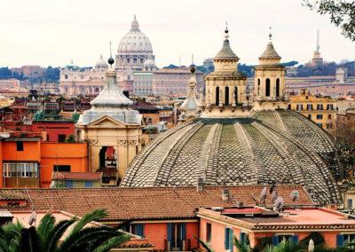 Landscape, Rome
